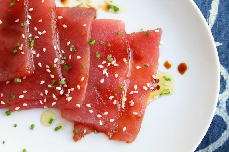 The Truth About Raw Fish Life Tastes Good